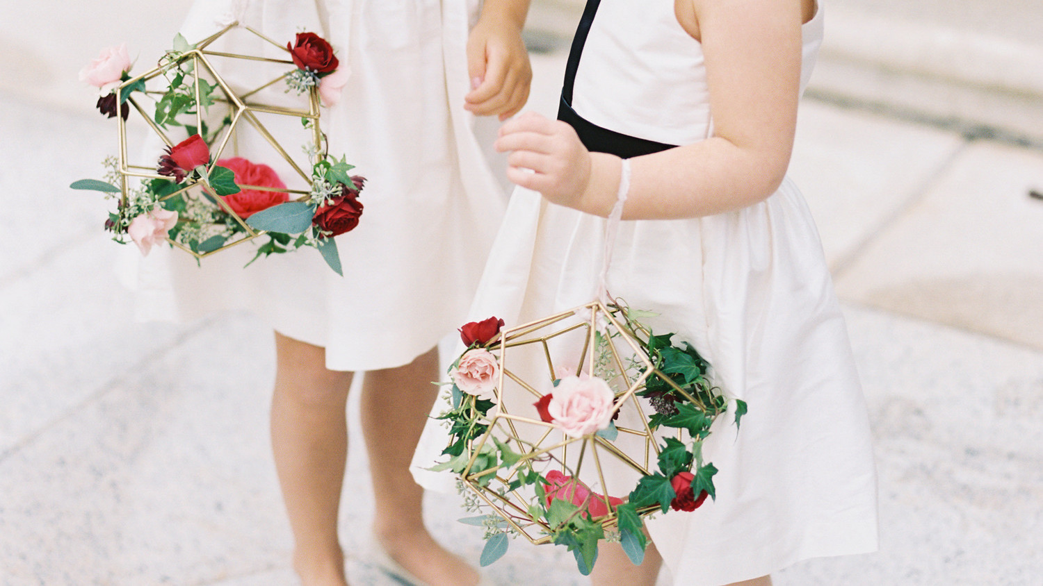 The Best Flower Girl Baskets From Real Weddings