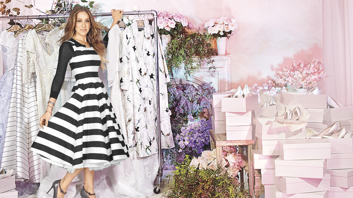 Sarah Jessica Parker's Tips For Stepping Up Your Wedding