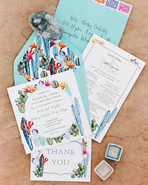 36 Destination Wedding Invitations From Real Weddings