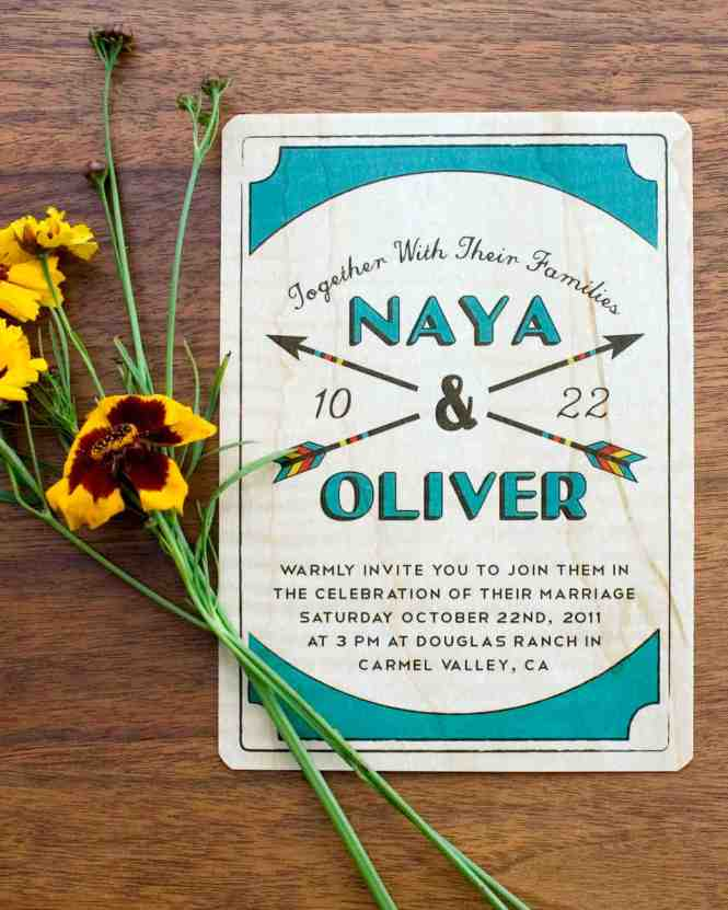 Inside Message Of Bridal Shower Party Invitation