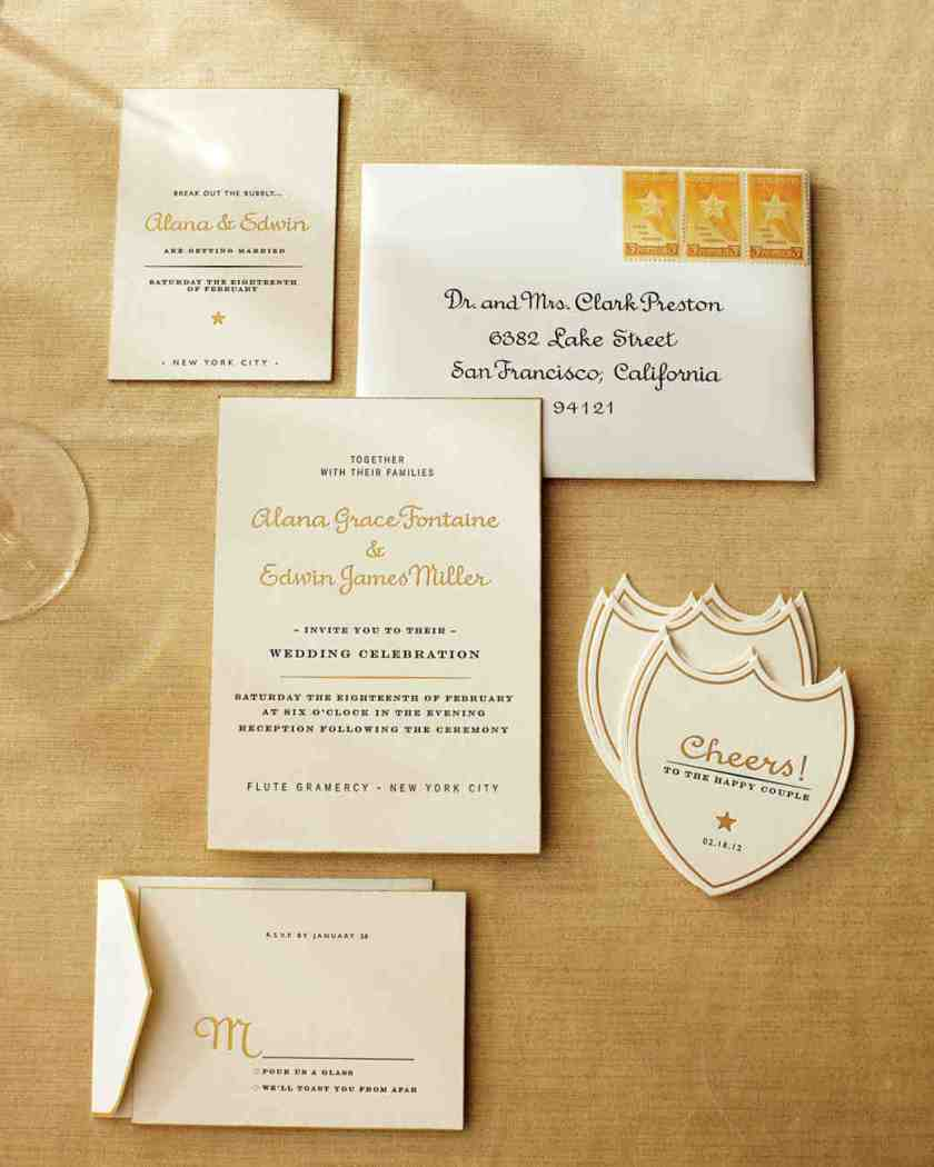Fanciful Invitations
