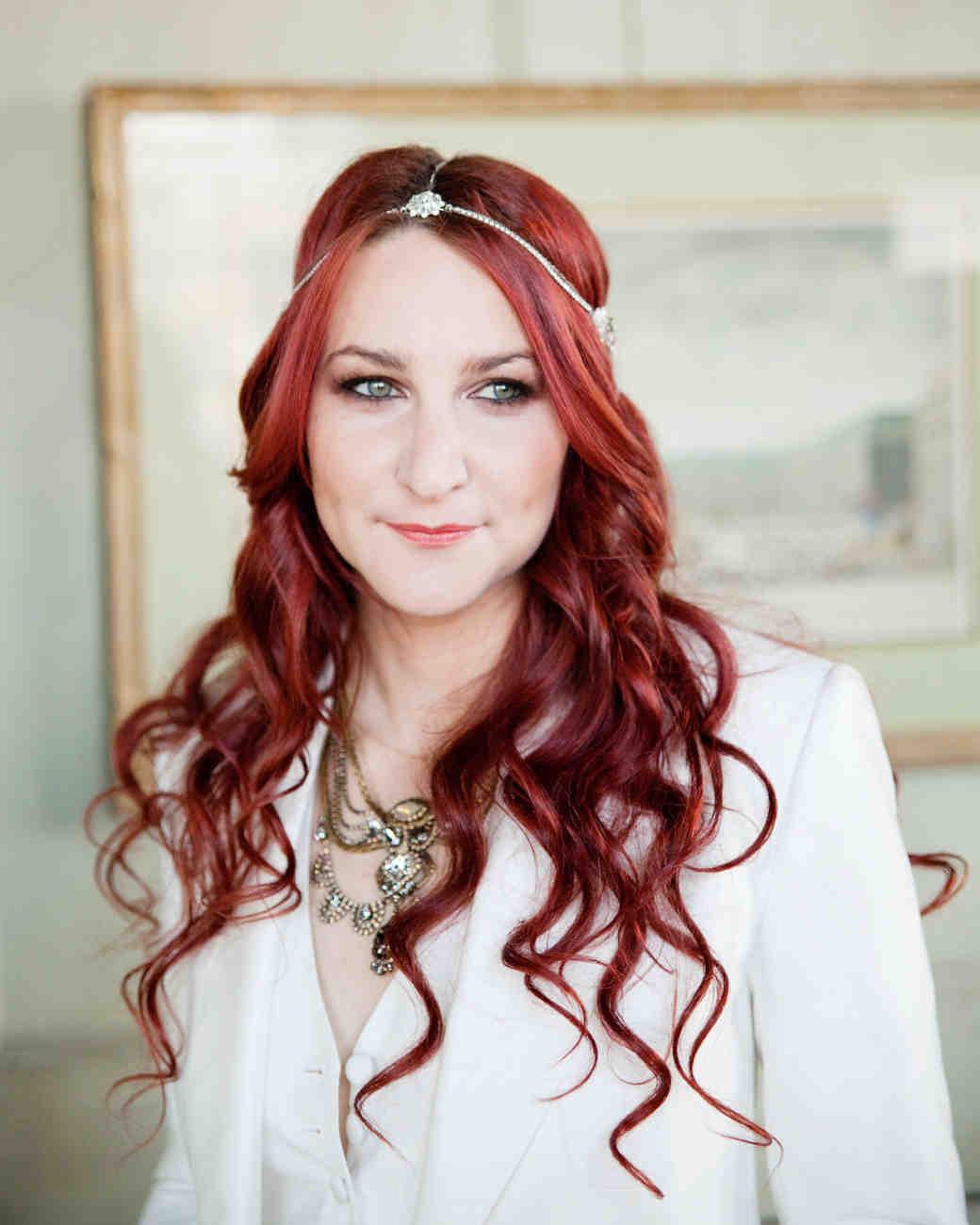 Martha Stewart Wedding Hair Diy
