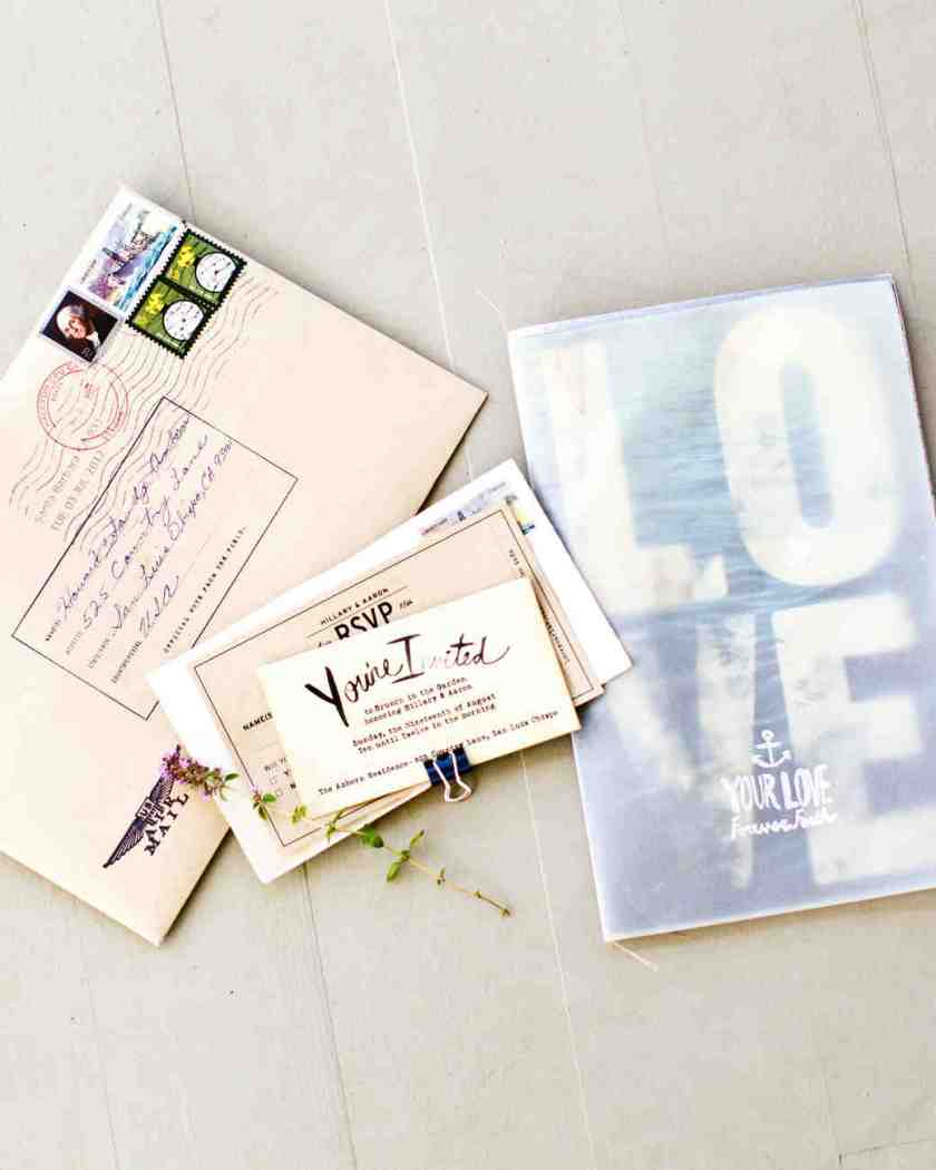 10 Things You Should Know Before Mailing Your Wedding Invitations 7 Invitation Etiquette Tips