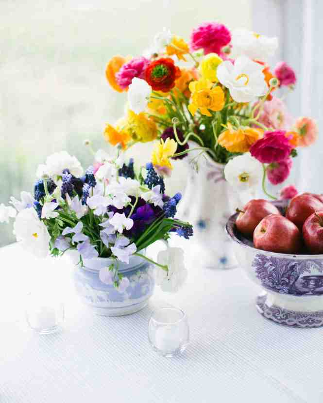Centerpiece Wedding Reception Flowers