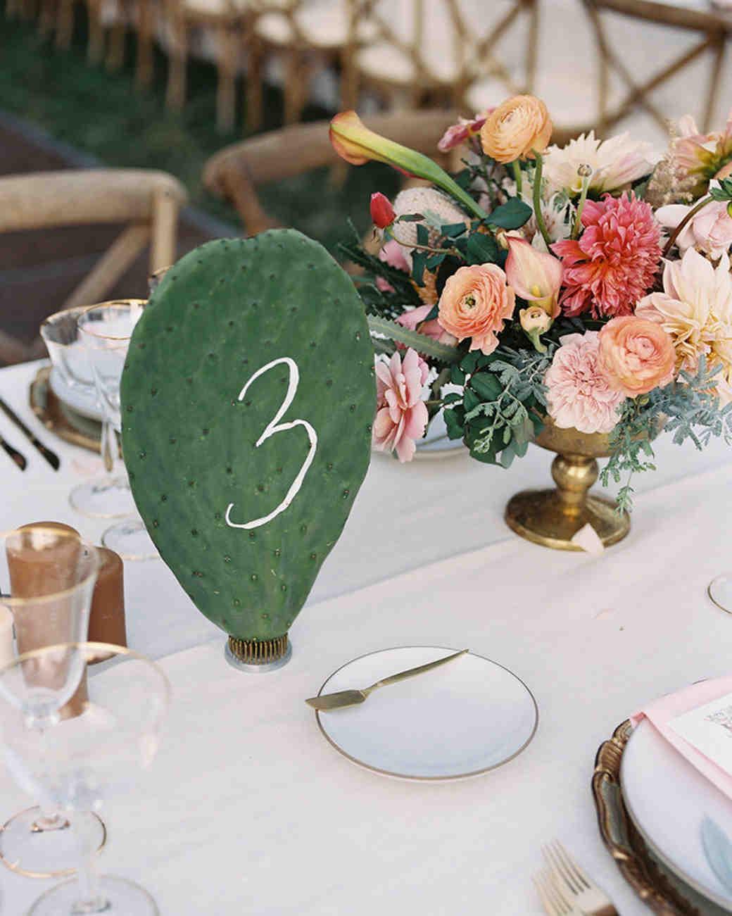 Martha Stewart Wedding Table Decorations