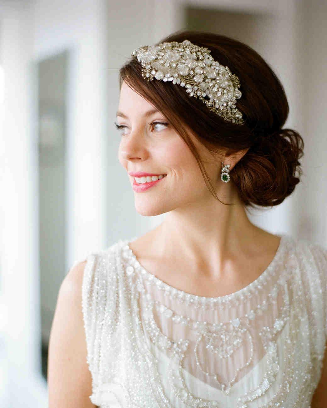 Martha Stewart Weddings Hairstyles