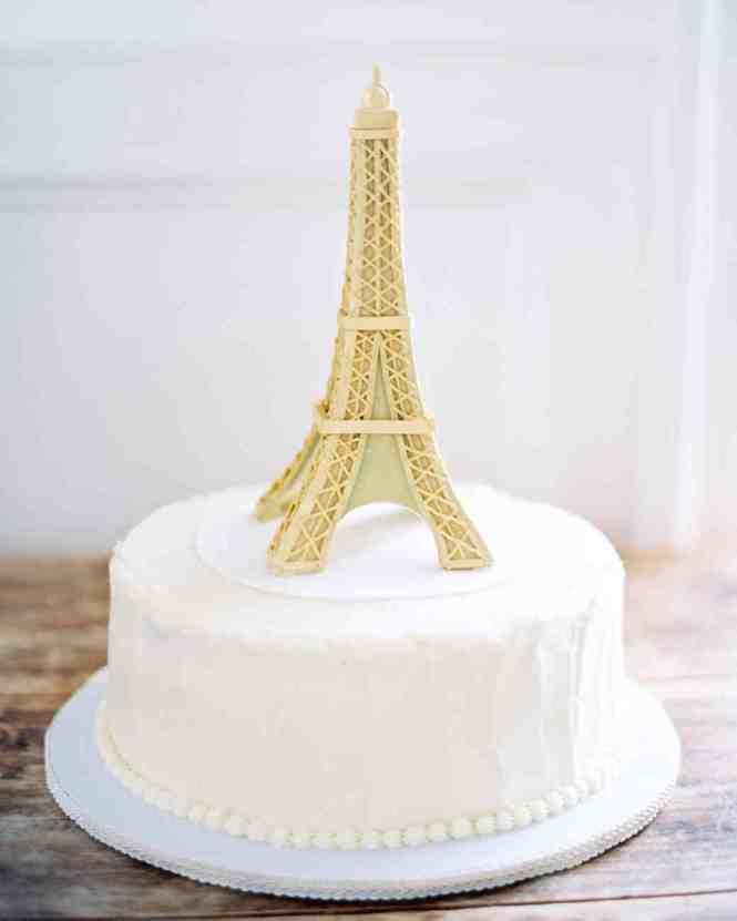 Beautiful Small Wedding Cake