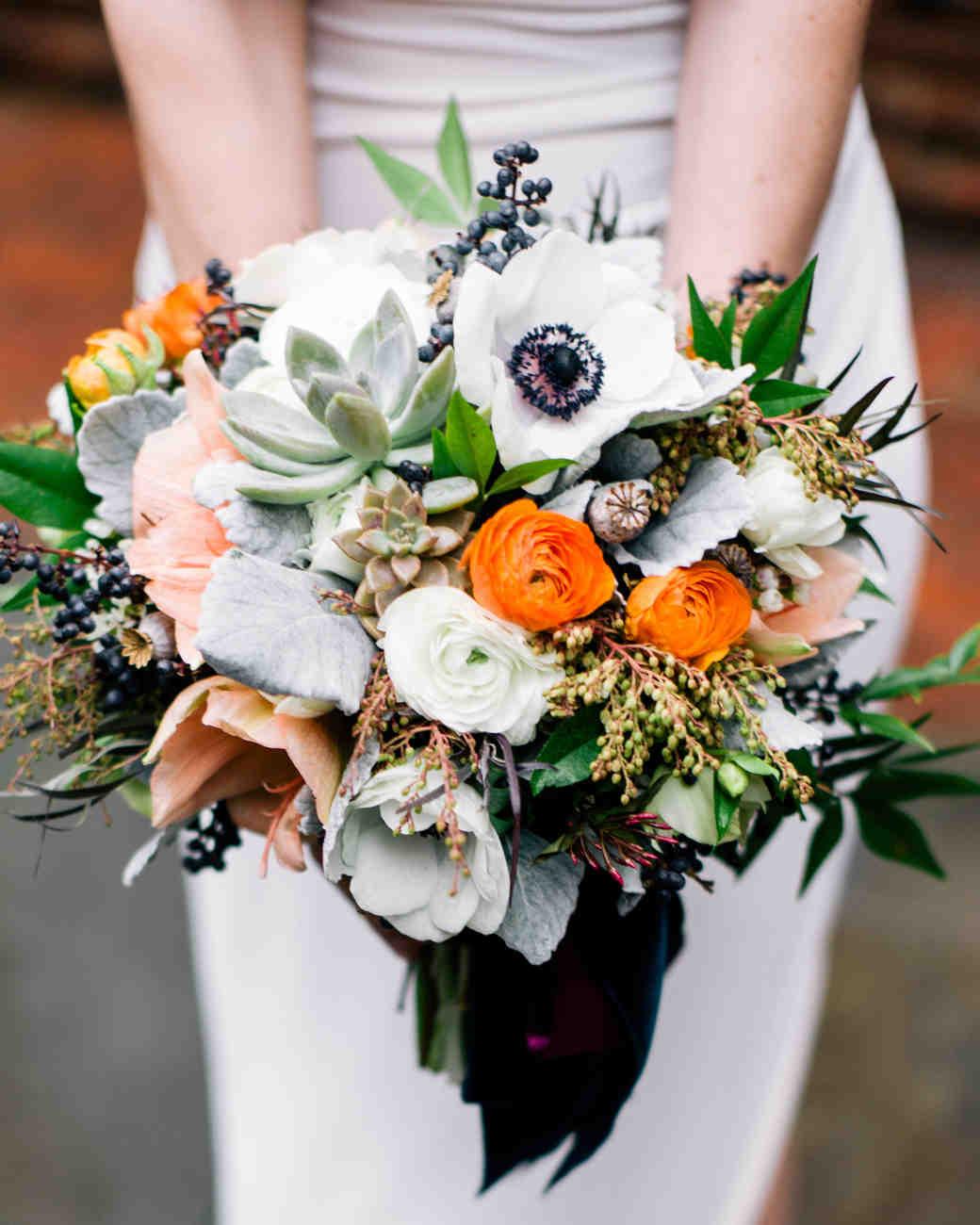 Martha Stewart Wedding Bouquets