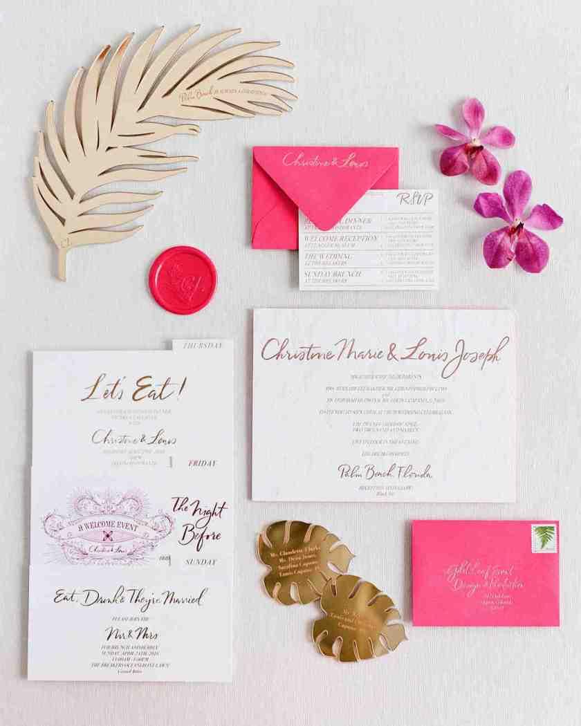 Paper Protocol Experts Share Their Best Wedding Invitation Advice Martha Stewart Weddings