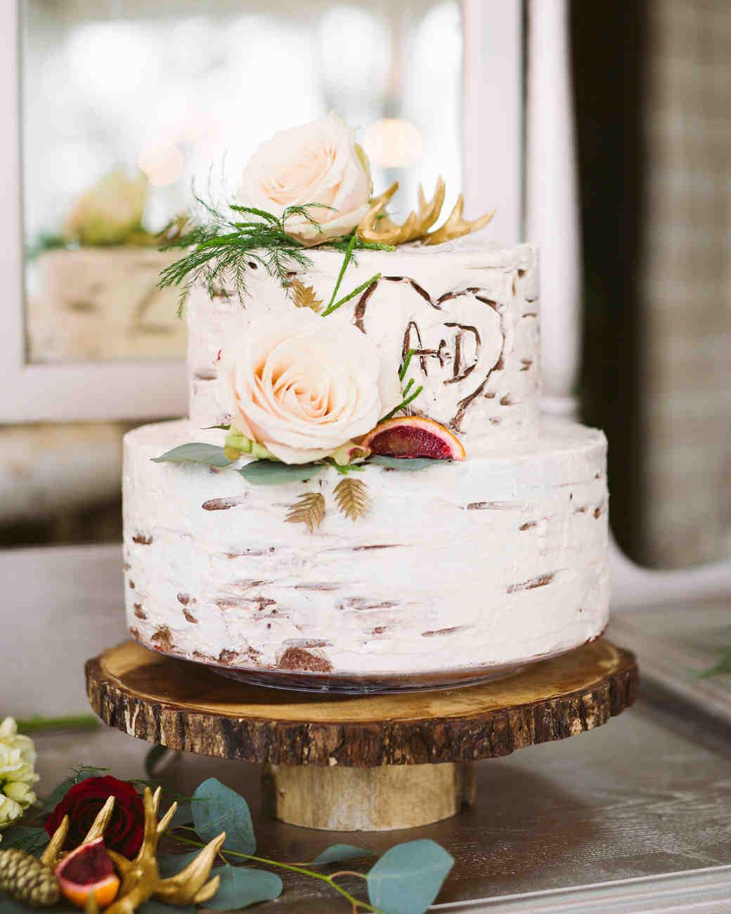 52 Small Wedding Cakes With A Big Presence Martha
