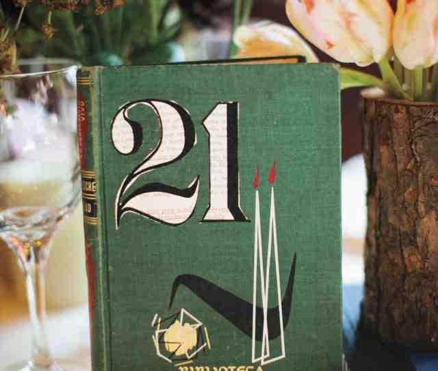 The Prettiest Wedding Table Number Ideas From Real Weddings Martha Stewart Weddings