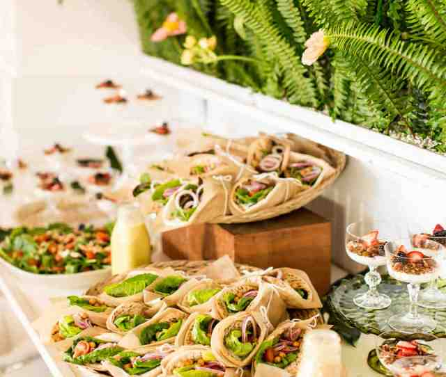 Delicious Bites To Serve At Your Bridal Shower Martha Stewart Weddings