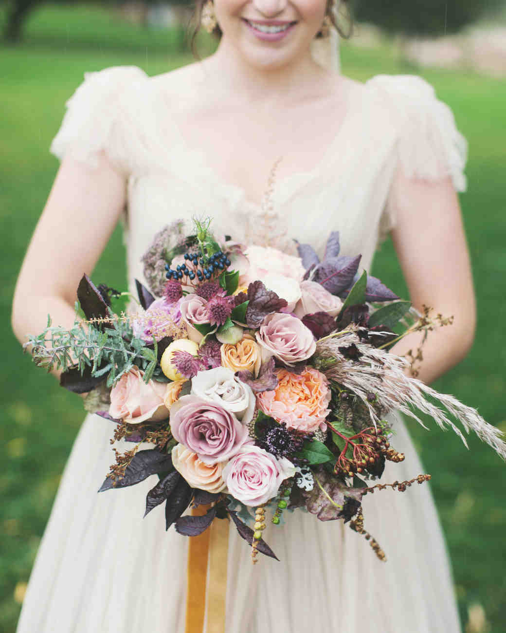 6 Unique Fall Wedding Color Schemes Martha Stewart Weddings