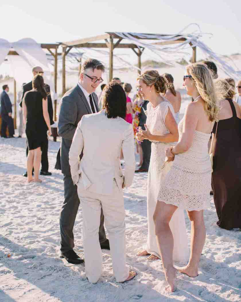 10 Tips For Putting Together A Wedding Guest List Martha Stewart Weddings
