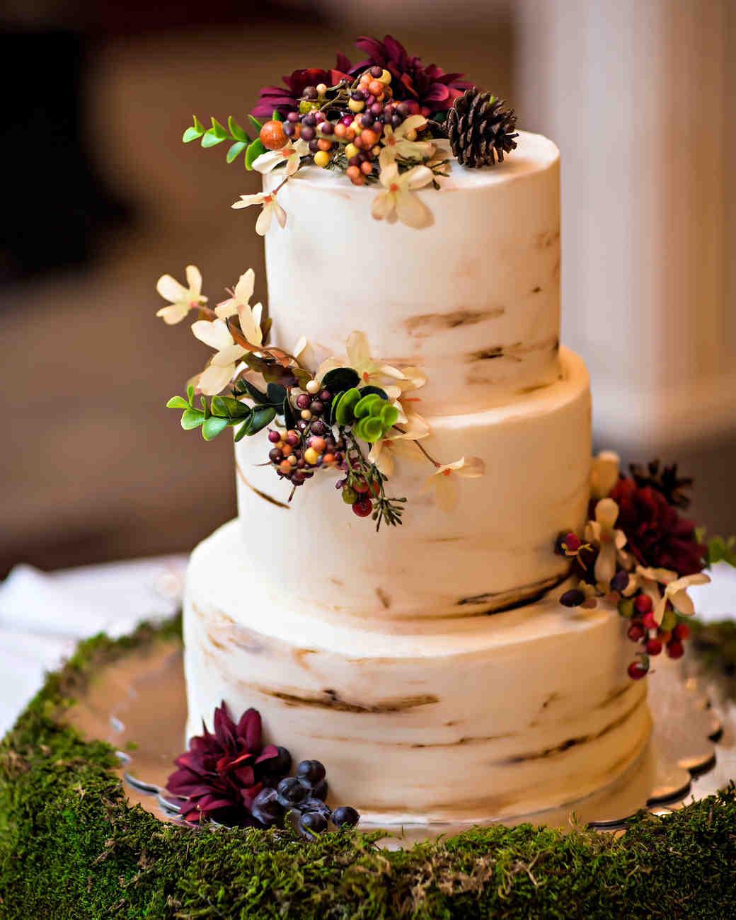 Martha Stewart Fall Weddings