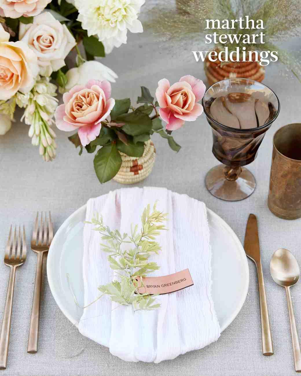 Martha Stewart Weddings Jamie Chung
