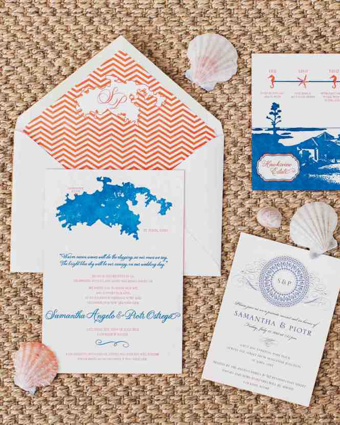 Beach Invitations By Tango Featured