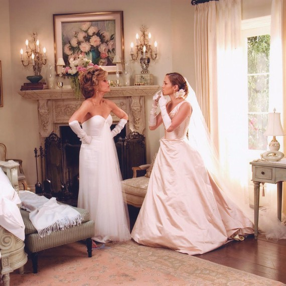 Martha Stewart Wedding Dresses