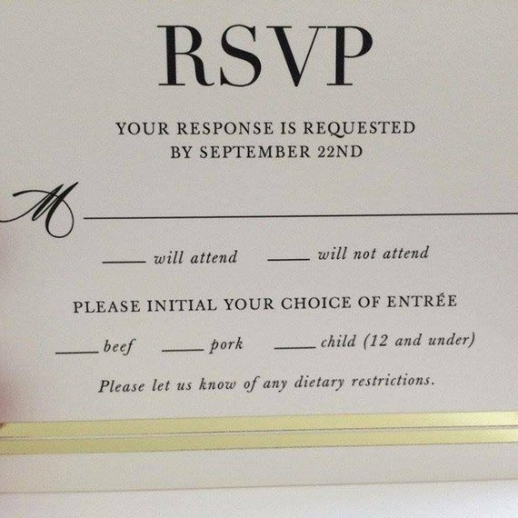 Unique Wedding Invitation Wording Examples