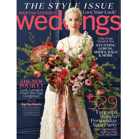Martha Stewart Weddings New Book