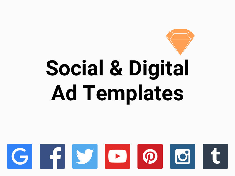 With top premium psd advertising templates, you can also add custom graphics and layers to the advertisement. Social Digital Ad Templates Uplabs