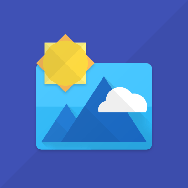 Android Gallery - Material Icon Concept – MaterialUp