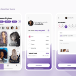 Hair Salon Booking App Search By Muzli
