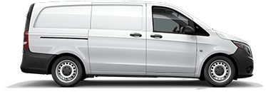 Metris WORKER Cargo Van Features Mercedes Benz Vans