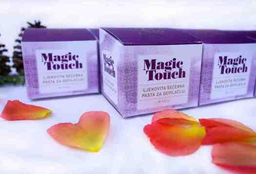 Cazinska Magic Touch šećerna pasta za depilaciju dobila novo ruho