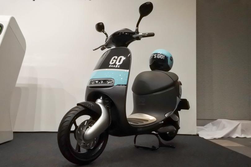 台湾発の電動スマートスクーターGogoroが日本上陸。シェアサービスも!