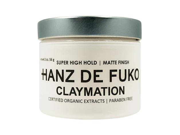 Hanz de fuko claymation hair clay