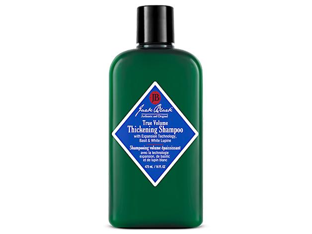 Jack Black hair thickening shampoo