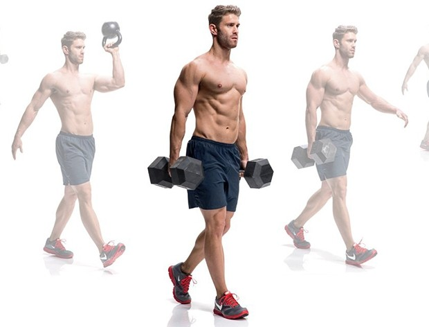 Image result for single arm farmers walk