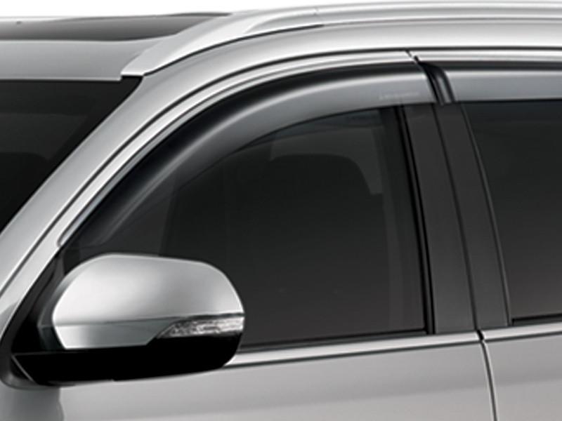 SIDE WINDOW DEFLECTOR (QX)