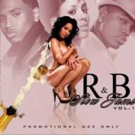 DJ E-Dub - R&B Slow Jams Vol. 1