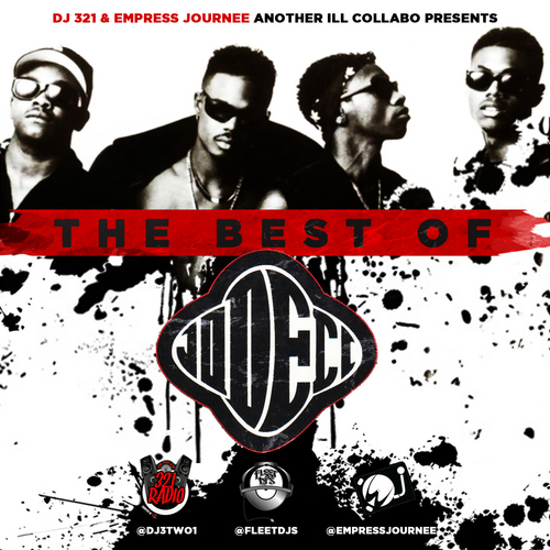 DJ 321 & Empress Journee – The Best of Jodeci