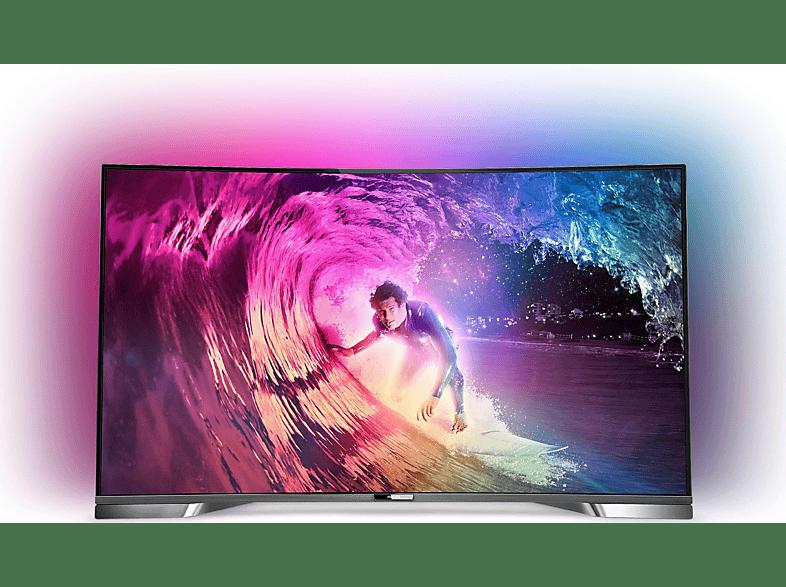 philips 55pus8909c led tv curved 55 zoll 139 cm uhd 4k 3d smart tv ambilight led tv kaufen saturn