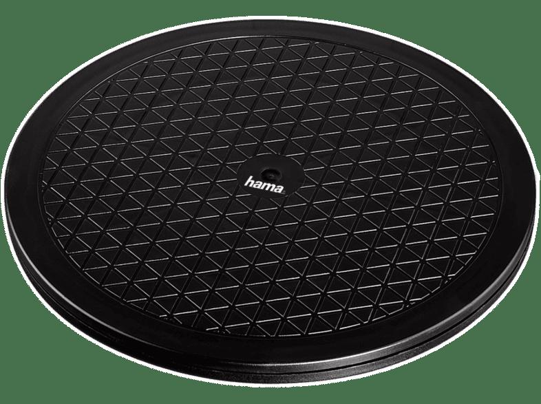 hama plateau tournant s 25 5 cm noir noir