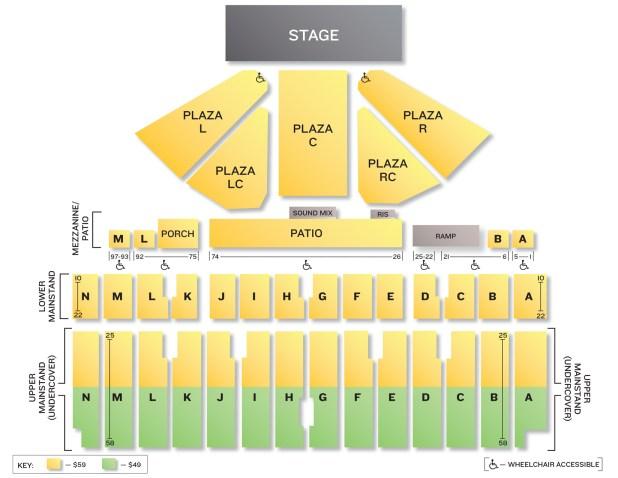 Subaru Des Moines >> Iowa State Fair Grandstand Seating Chart 2017   Brokeasshome.com
