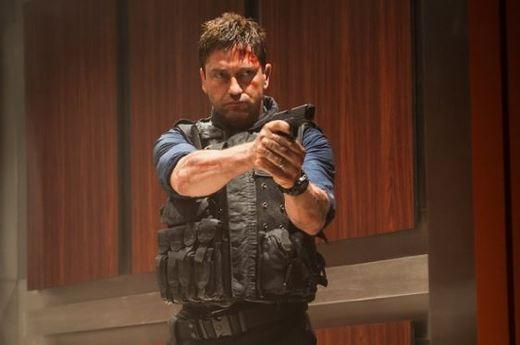 Olympus Has Fallen Star Gerard Butler