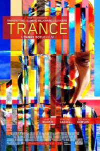 Poster for 2013 thriller Trance