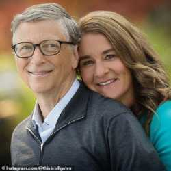 Bill and Melinda Gates announce split after 27 years in marriage