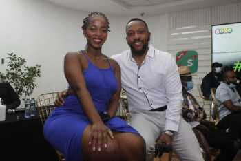 'We are not married,' Frankie and Corazon Kwamboka gush on engagement
