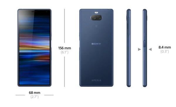 [MWC 2019] Sony Xperia 1, Xperia 10, Xperia 10 Plus, and ...
