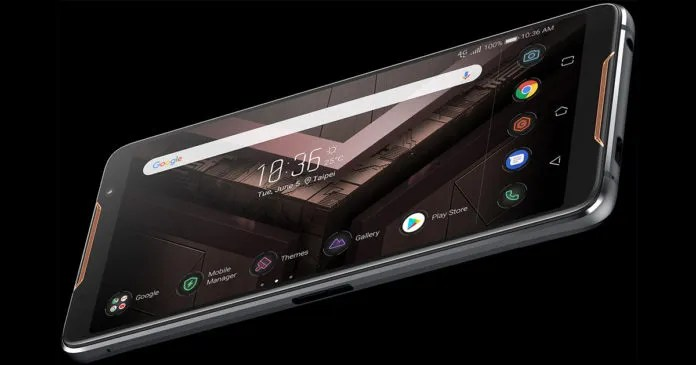 Image result for display of rog phone