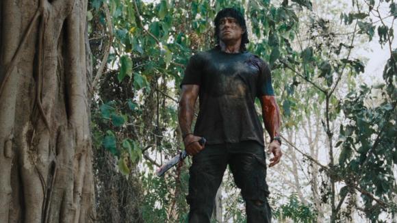 Resultado de imagen de John Rambo 2008