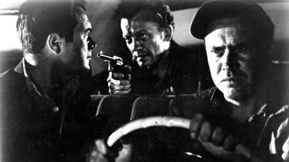 Image result for william talman in the hitch-hiker 1953