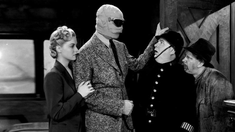 Resultado de imagen de the invisible man returns 1940