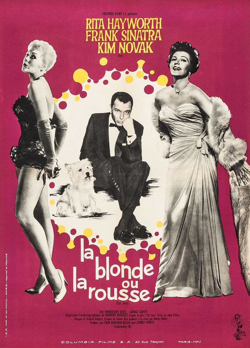movie poster of the week frank sinatra