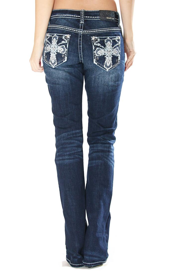 Camo Skinny Jeans Boys